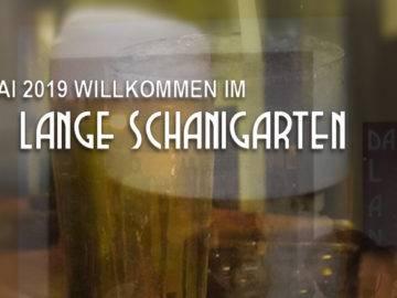 Lange Pub Wien mit SCHANIGARTEN Eröffnung 2019