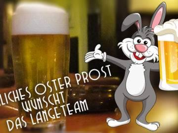 Das Lange Pub - Beisl Wien Josefstadt: Fröhliches Oster Prost!