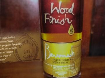 LANGE Whisky spezial: Benromach Château Cissac Wood Finish 2010