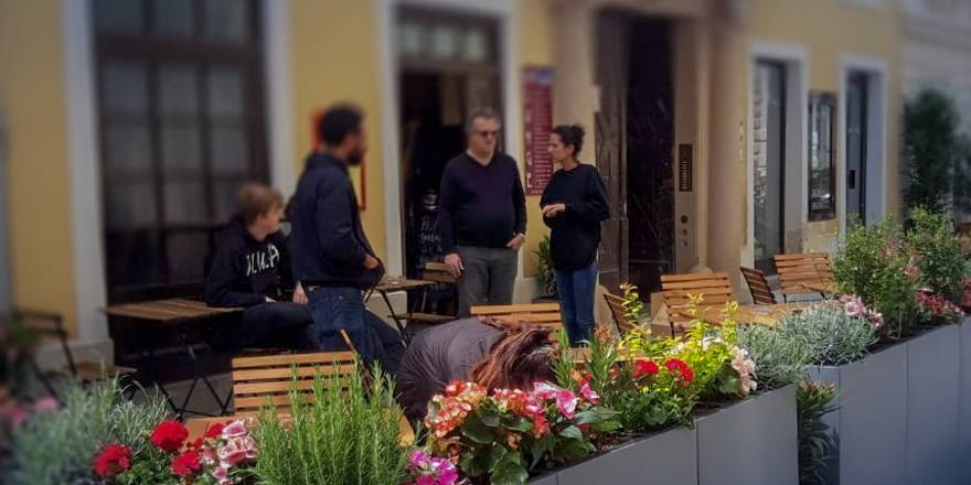 Das LANGE Pub und Beisl Schanigarten