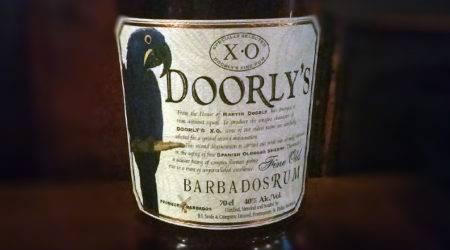 Doorly's X.O., Foursquare Distillery Barbados Rum Angebot im LANGE Pub und Beisl 1080 Wien, Langegasse 29