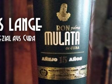 LANGE Pub Beisl Wien - Rum spezial Angebot: Ron Mulata de Cuba 15anos
