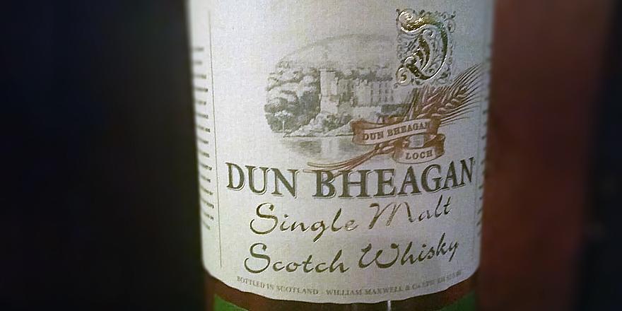 LANGE Whisky des Monats: Dun Bheagan Islay, Single Malt