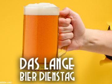 Bier Dienstag - Das LANGE Pub und Beisl - 1080 Wien - Bier - Wein - Whisky - Rum