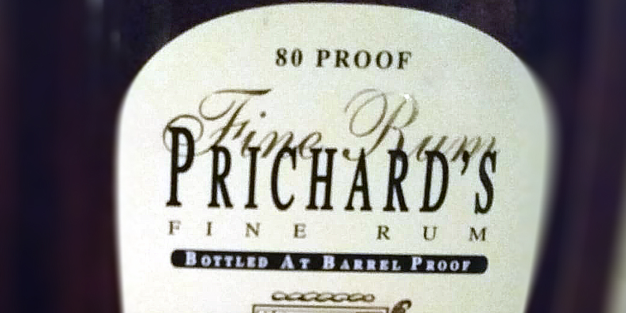 Rum spezial im LANGE: Prichard's Fine Rum, USA