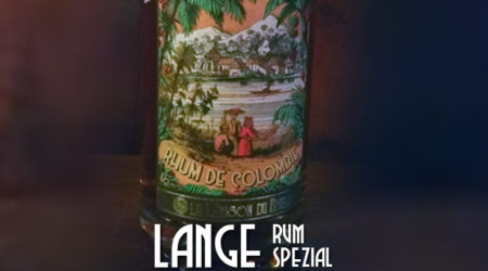 LANGE Rum spezial: LA MAISON DU RHUM Colombie Hacienda Coloma 2007